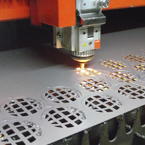 laser cutting / stainless steel / steel / carbon steel