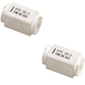 high-pass electronic filter / passive / EMI / signal