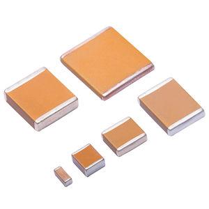 ceramic capacitor / SMD / filter / DC
