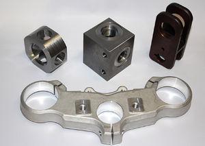 aluminum machining / steel / stainless steel / automotive