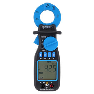 Trotec BE40 Clamp-On Ammeter Multimeter