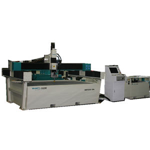 metal cutting machine / for plastics / for wood / for granite