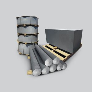 rod graphite / plate / for molds / electrode