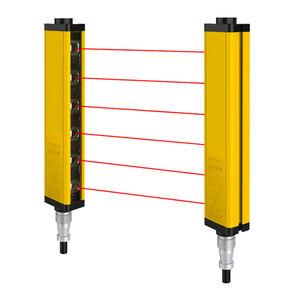 safety light curtain / multibeam / through-beam / IP54