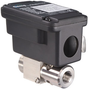thermal pressure transducer