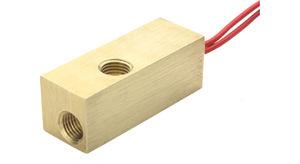 piston flow switch