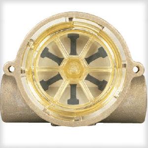 impeller flow sensor