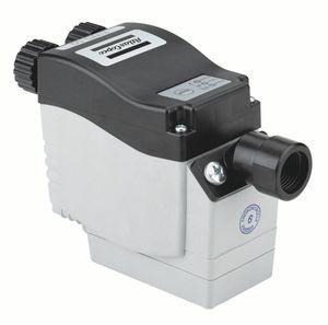 water separator and drain / condensate