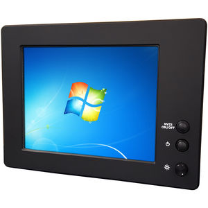 LCD monitor / resistive touch screen / 15.6