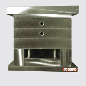 surface grinding / copper / industrial / ISO 9001
