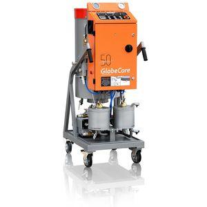 vacuum degassing unit