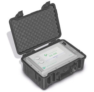paperless data collector / data logger / portable / Ethernet
