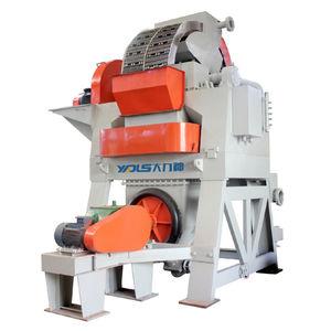 high-gradient magnetic separator / sludge / for ore / vertical