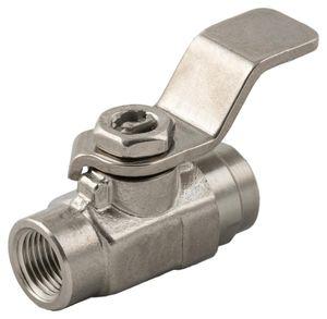 female-female valve