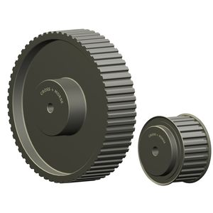groove pulley / toothed / timing belt