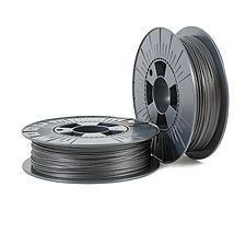 3D printer PLA filament / black