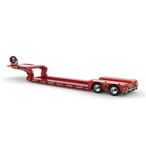 2-axle semi-trailer