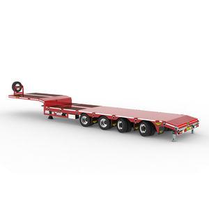 4-axle semi-trailer