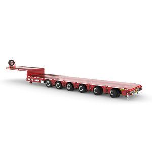 6-axle semi-trailer