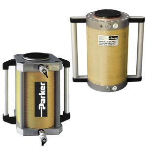 hollow-shaft cylinder