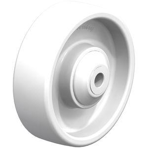 monobloc wheel / nylon / low-noise