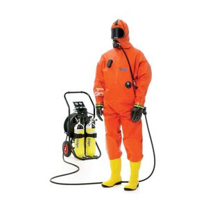 gas-tight coveralls