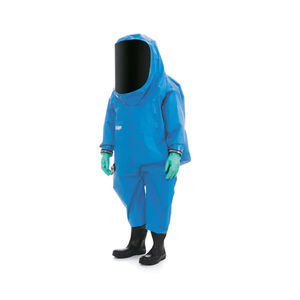 work coveralls / chemical protection / fire-retardant / cryogenic