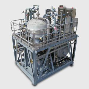 petroleum product centrifuge / process / filter / vertical