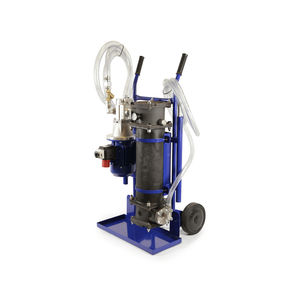 cartridge filtration unit