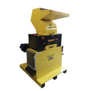 separating grinder granulator / knife / vertical / for cables