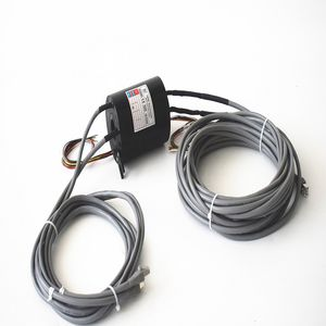 gigabit Ethernet slip ring