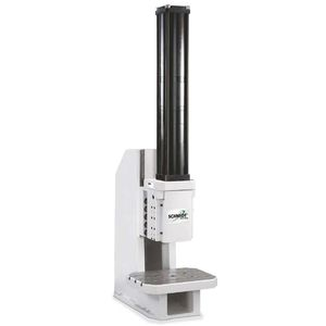 hydro-pneumatic press / stamping / riveting / crimping