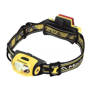 LED head lamp / flashing / work / rechargeable
