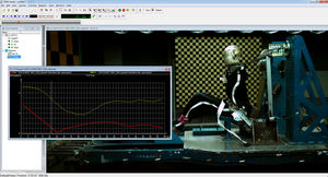analysis software / data acquisition / control / tracking