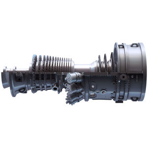 gas turbine / combined-cycle / multi-stage / for power generation