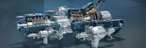 steam turbine / single-casing / split-casing / for power generation