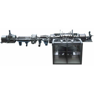 steam turbine / combined-cycle / single-shaft / split-casing