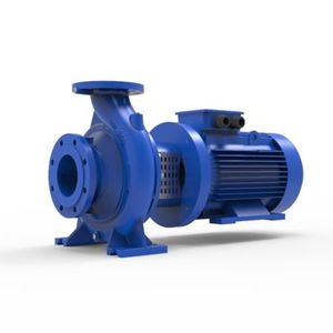 water pump / for chemicals / with electric motor / impeller