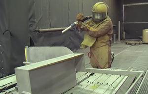 steel metallization