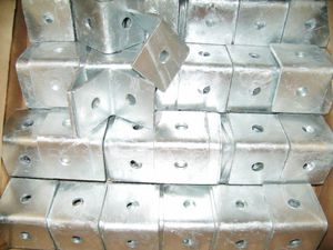 centrifugal galvanizing / steel