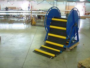 motorized reel