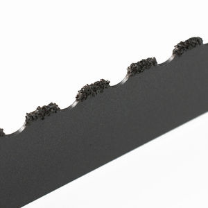 bandsaw blade / cutting / TCT / for concrete