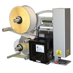 thermal transfer label printer-applicator