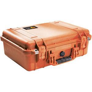 transport case / protective / polypropylene / steel