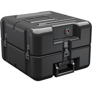protective case / polyethylene / military / lid