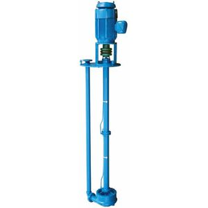 chemical pump / electric / semi-submersible / impeller