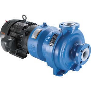 oil pump / for chemicals / with electric motor / centrifugal