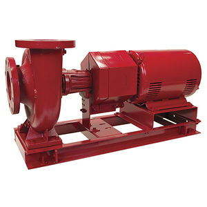wastewater pump / for hot water / electric / centrifugal