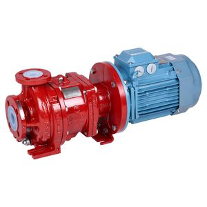 magnetic-drive pump / for chemicals / centrifugal / industrial