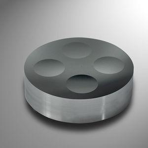 aluminum bar turning machining / brass / copper / bronze
